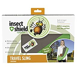 Insect Shield Reversible Travel Sling for Pets