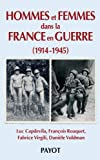 img - for hommes et femmes dans la france en guerre, 1914-1945 book / textbook / text book