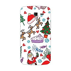 Samsung Grand 2 Cover - Hard plastic luxury designer case for Grand 2-For Girls and Boys-Latest stylish design with full case print-Perfect custom fit case for your awesome device-protect your investment-Best lifetime print Guarantee-Giftroom 227