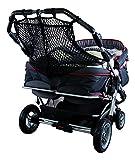 Sunnybaby 850120019 Kinderwagen-Einkaufsnetz für Zwillingswagen