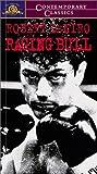 Raging Bull VHS Tape
