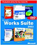 Works Suite 2003 DVD (Word, Money, Au...