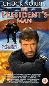 The President's Man [VHS]