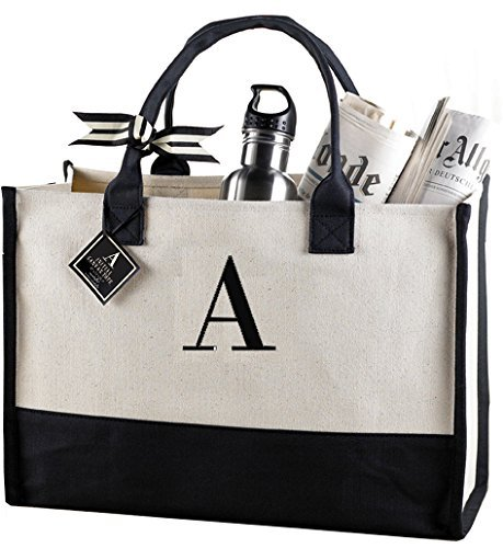 mud-pie-a-initial-canvas-tote