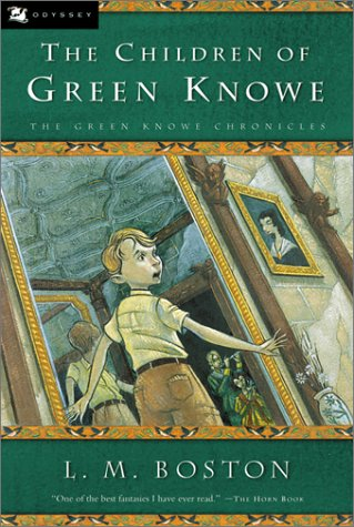 Children of Green Knowe, L. M. BOSTON, PETER BOSTON