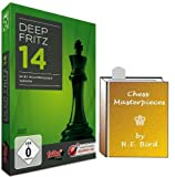 Deep Fritz 14 Chess Software Program & ChessCentrals Chess Masterpieces E-book (2 item Bundle)