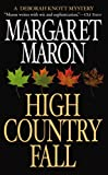 High Country Fall (0446615900) by Maron, Margaret
