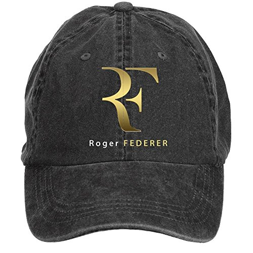 Dotion Unisex Roger Federer Design Baseball Caps (Roger Federer Cap compare prices)