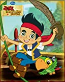 Jake & The - Neverland Pirates Poster - 50x40cm