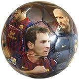 Ballon de foot Messi Barcelone T5 football