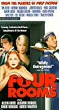 Four Rooms [VHS]
