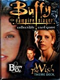 Buffy the Vampire Slayer Card Game Class of 99 Theme Deck Buffy