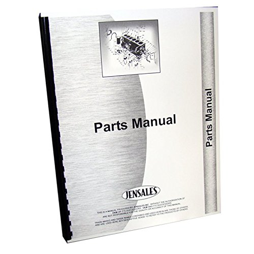 Buy D6c Caterpillar Crawler Parts Manual Now!