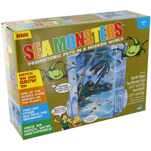 Toysmith Sea Monsters Playset