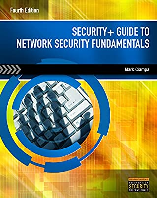 Security+ CourseMate (with eBook) for Ciampa's Security+ Guide to Network Security Fundamentals, 1st Edition