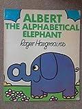 Albert Alpha Elephant Limp (0340232927) by Hargreaves, Roger