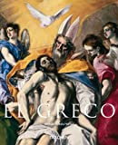 img - for El Greco: Domenikos Theotokopoulos 1541-1614 (Serie Menor) (Spanish Edition) book / textbook / text book