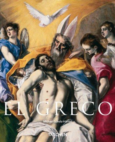 El Greco: Domenikos Theotokopoulos 1541-1614 (Serie Menor) (Spanish Edition)