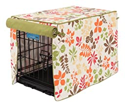 Crate Covers and More Leaves and Flowers with Leaf, Single Door