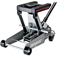 Powerbuilt 4000 lb Triple Lift Floor Jack Cars