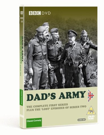 Dad's Army - The Complete First Series Plus the 'Lost' Episodes of Series Two [Region 2]