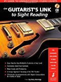 img - for The Guitarist's Link to Sight Reading - #1 Guide to Understanding Guitar Studio Charts (Book & CD) book / textbook / text book