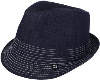 Block Headwear Men's The Hallet Hat, Navy, Medium