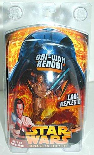 Lava Reflection Obi-Wan Kenobi Exclusive Star Wars Figure