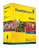Rosetta Stone Italian Level 1-5 Set - includes 12-month Mobile/Studio/Gaming Access