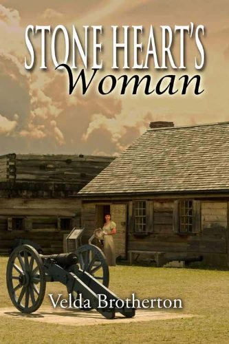 Book: Stone Heart's Woman by Velda Brotherton
