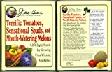 img - for Jerry Baker's Terrific Tomatoes, Sensational Spuds, and Mouth-Watering Melons book / textbook / text book