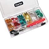 Clarke 93pce Car Fuse Kit - CHT570