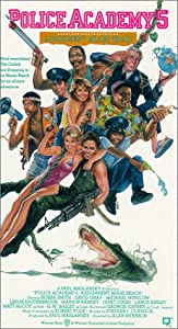 Police Academy 5 [VHS]