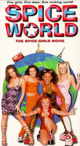 Spice World:the Movie
