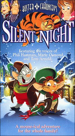 Buster & Chauncey's Silent Night [VHS] buster cyl в украине