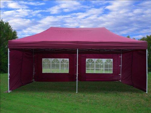 10x20 Pop up 6 Walls Canopy Party Tent Gazebo