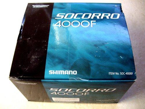 Shimano Socorro 4000FB Salt Water Spinning Reel