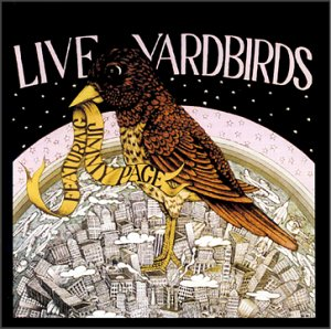 Live Yardbirds: Featuring Jimmy Page artwork