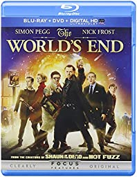 The World\'s End (Blu-ray + DVD + Digital HD UltraViolet)