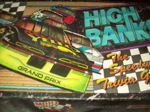 High Banks the Speedway Trivia Game - 1