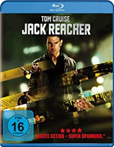 Jack Reacher [Blu-ray]