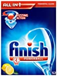 Finish All In One Lemon Sparkle 2 x P...