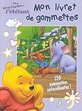echange, troc Disney - Mon livret de gommettes Winnie l'Ourson