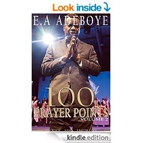 100 PRAYER POINTS (Volume 2)