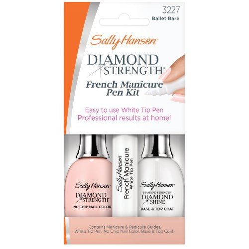 Sally Hansen Diamond Strength French Manicure 0074170378351