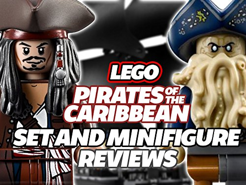 Review: Lego Pirates Of The Caribbean Minifigure And Set Reviews