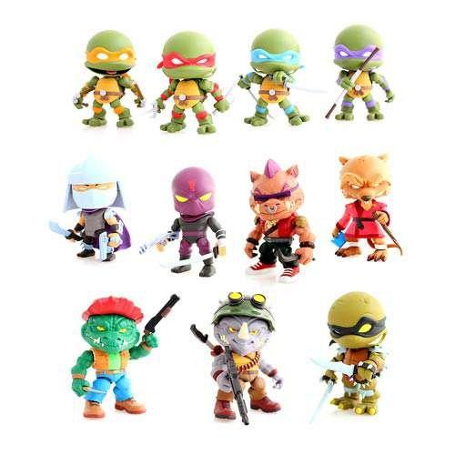 Teenage Mutant Ninja Turtles Teenage Mutant Ninja Turtles Series 2 Vinyl Figure Mystery Box