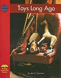 Toys Long Ago (Yellow Umbrella Social Studies)