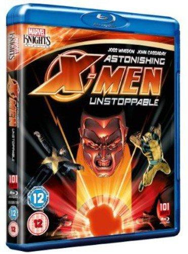 Blu-ray : Astonishing X-men: Unstoppable