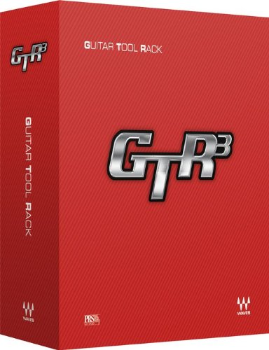 Waves GTR3 Native Software Only Digital Download